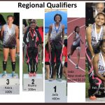 Good Luck to our Girls at Regionals!