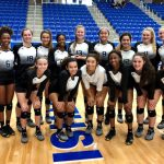 Volleyball with a 2nd Place Finish!