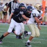Steele Freshman Silver vs O'conner