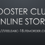 BOOSTER CLUB ONLINE STORE