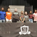 Congratulations to our Athletes!