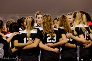 Steele Knights Girls Varsity Soccer v The Woodlands