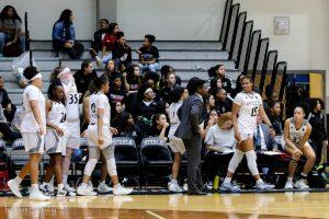 Steele Knight Girls Varsity Basketball v Clemens