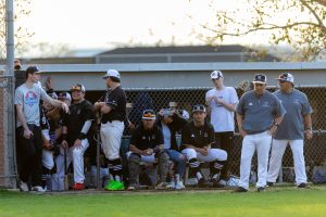Steele Varsity Baseball v Alamo Heights
