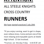 JOIN CROSS COUNTRY