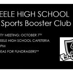 All Sports Booster Club Meeting