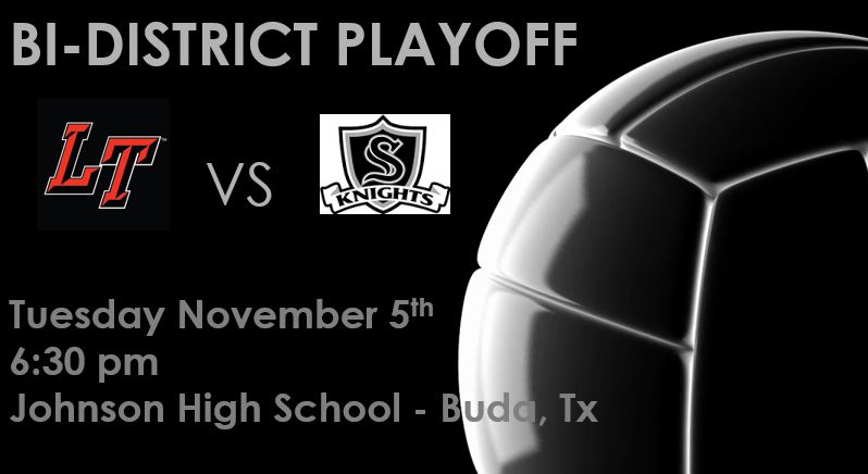 VOLLEYBALL PLAYOFF INFORMATION – ROUND 1