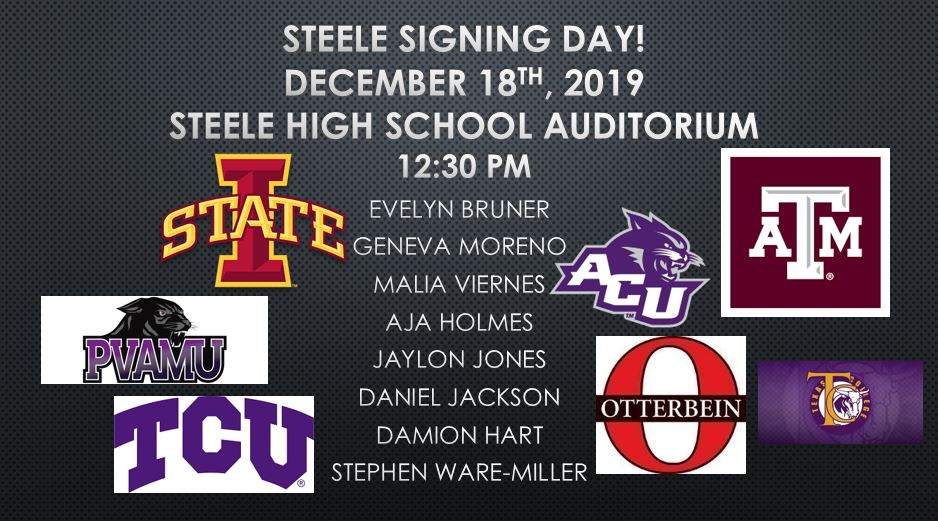 SIGNING DAY 12-18-19