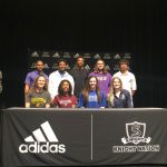 Signing Day!!!  Congratulations to our Athletes!!!