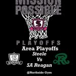 LADY KNIGHT BASKETBALL – PLAYOFFS ROUND 2