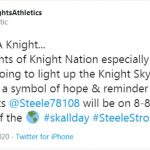 Light up the Knight Sky!