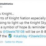 Light up the Knight Sky!