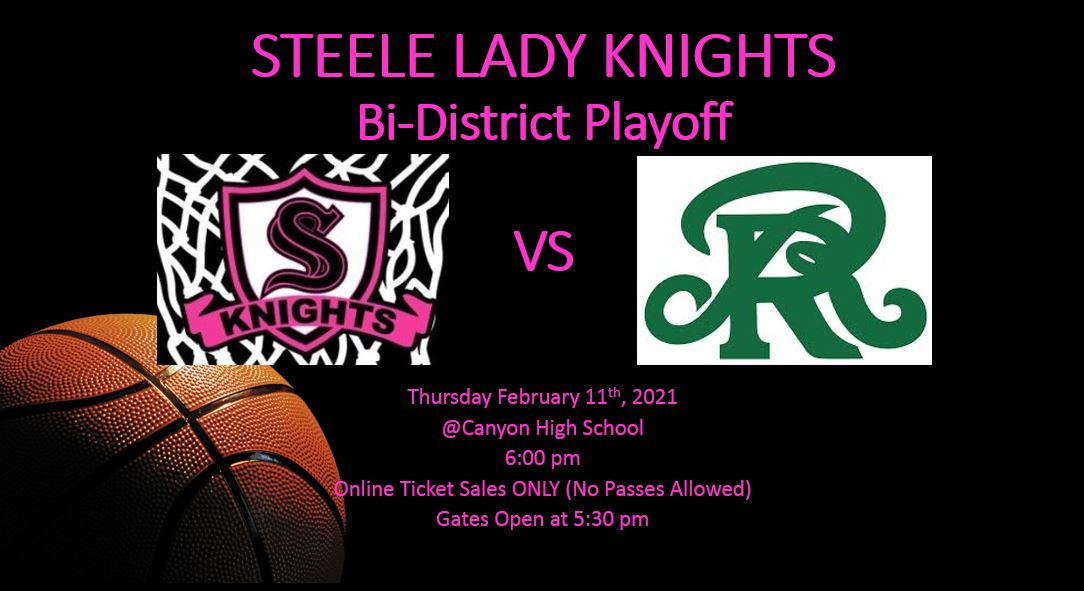 Lady Knights Basketball Playoffs!!!