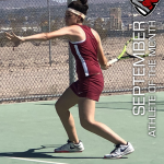 Chloe Diskin | September Athlete of the Month