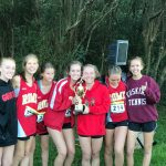 7-AAAAA Girls Cross Country Region Runner Up