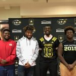 U.S. Army All American Jersey Presentation