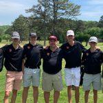 Wolves Golf Team State Bound