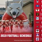 Rome Wolves 2019 Football Schedule