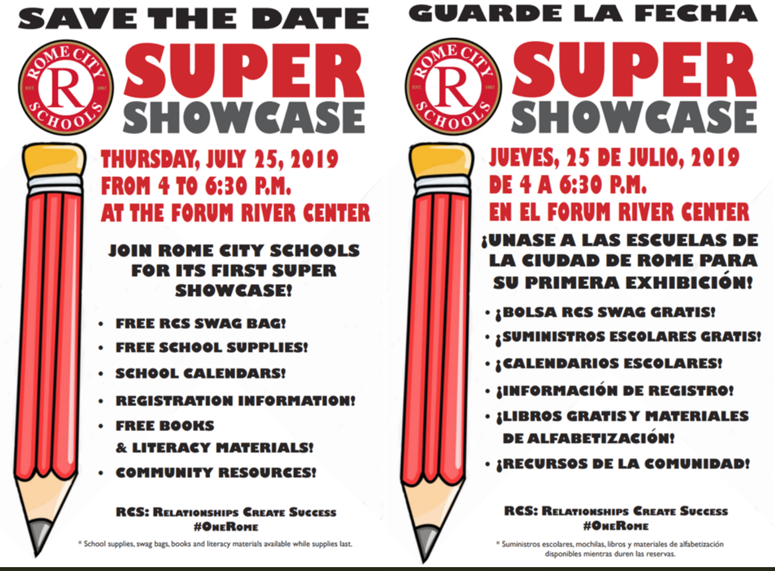 Rome City Schools Super Showcase