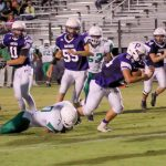 Turnovers costly in PHS loss