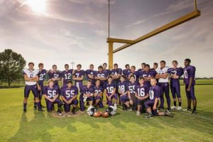 Freshmen Football 2017