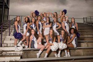 Cheerleaders 2017