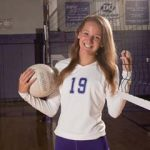 Marlayna Bullington named MVP for AA State Volleyball Tournament