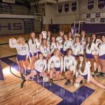 Volleyball Finishes Regular Season as District 11AA Champions