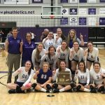 Volleyball Wins Region 6AA Championship