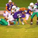 Panthers fall on homecoming