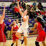 PHS girls dominate Jo Byrns, 46-28
