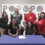 Vance Signs College Scholarship with Martin Methodist