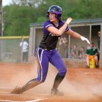 'Roller coaster' week for PHS softball