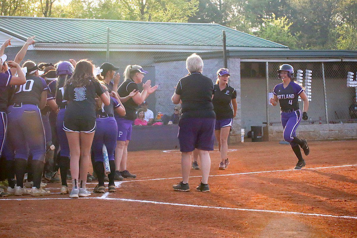 Baleigh Bennett Breaks Softball Home Run Record