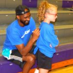 NBA Star Corey Brewer Holds Annual Basketball Camp