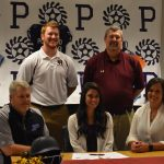 Anna Herrea Signs with Freed-Hardeman