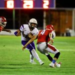 Panthers suffer first loss at Montgomery Central