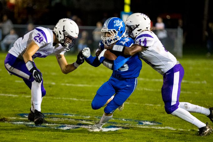 Panthers beat cross-town rivals for third time in four years.