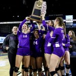 Purple Reign: Portland wins back-to-back state volleyball titles
