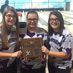 PHS girls' bowling team places second in tourney