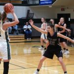 Lady Panthers fall short against Greenbrier