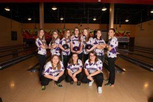 2018 Girls Bowling