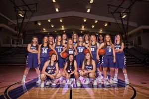 2018 Girls Basketball