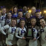 Cheerleaders Compete at Nationals