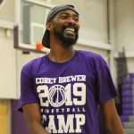 Corey Brewer returns to Portland while waiting on NBA call