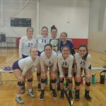 Volleyball finishes 2nd at Mid-Tenn Tournament