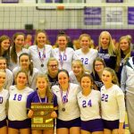 Lady Panthers win region title