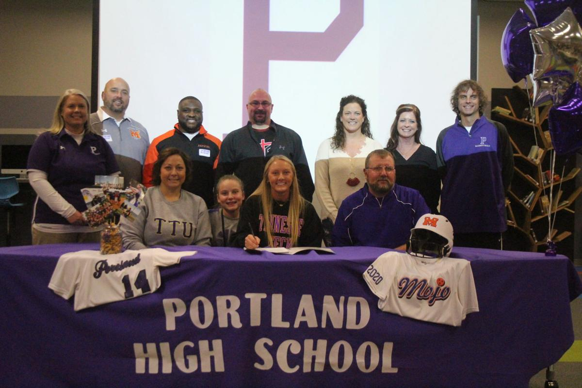 Fitzgerald inks with Tennessee Tech