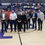 Four inducted into PHS Sports Hall of Fame