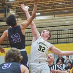 Commandos battle to 46-41 win over Portland